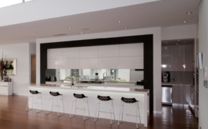 Luxury kitchen design kitchen renovations cabinetry and for New kitchen designs sydney